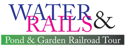 Water & Rails - Pond & Garden Railroad Tour - Reno